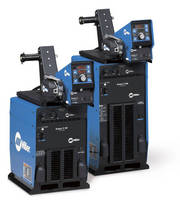 MIG Welding System features weld monitoring software.