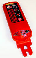 Voltage Detector comes with 9 selectable voltage ranges.