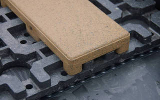 VAST Enterprises Selected as the Exclusive Manufacturer of Composite Roof Pavers for Firestone Building Products Company