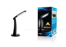 BULBRITE's New SWYTCH(TM) LED Desk Lamp Wins 2010 Home Furnishing News Award of Excellence