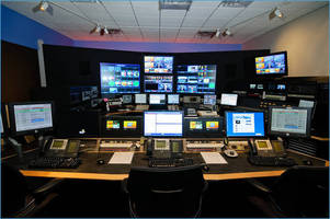 News 14 Carolina Selects For-A MBP-100CK HD/SD Chroma Keyers for Weather Segments