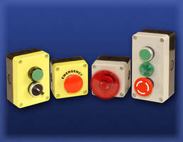 Pushbutton and E-Stop Boxes