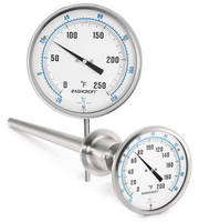 Bimetal Thermometers Eliminate Mercury