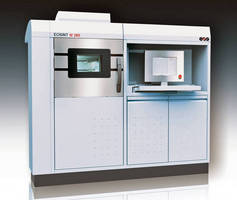 EOS Launches New Laser-Sintering Machine and Powders at EuroMold