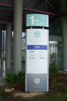 Vista System's Complete Wayfinding Solution Was Recently Installed at the University of Valencia Science Park (PCUV) Spain