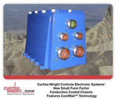 Curtiss-Wright Controls Announces CoolWall(TM) Enclosure Thermal Management Technology Breakthrough