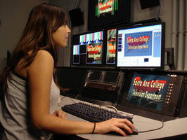 Santa Ana College Installs Newly Introduced, Robust, and Easy-to-Use For-A Character Generator