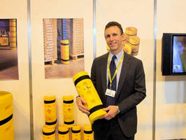 Sentry Protection Products' Rack Sentry® Wins Prestigious Award at British Tradeshow