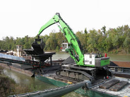 """Clean & Green"" Machine Sets the Pace at Armstrong Coal Barge Facility"