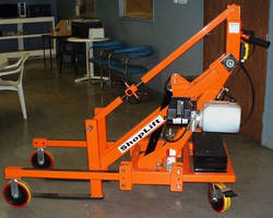 Shop Lift(TM)... An Alternative to the Forklift That Will Change the Way You Handle Loads