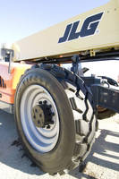 JLG® Telehandlers Now Equipped with Long-Lasting Firestone Tires