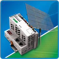 WAGO's High Accuracy Solar Positioning Function Block