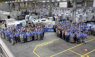 Romi Reaches Milestone...Delivers 150,000th Machine