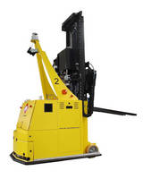 E&K to Present Compact Lift Truck A.G.V.