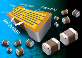 Murata Introduces New Multilayer Series Capacitors to Avoid Bending Failure in Automotive Environments