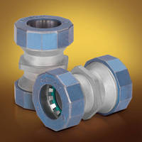 Bridgeport Fittings Adds Raintight Conduit Couplings to Its Mighty-Seal(TM) Push-EMT(TM) Product Offering