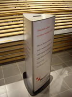 Vista System Continues Its Efforts to Protect the Environment with Its New Used Battery Disposal Bin