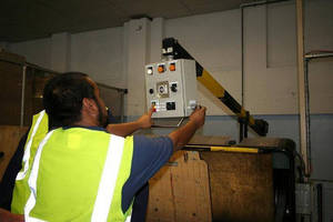 HSE Issues New Guidance on Safety of Hand-fed Platen Presses