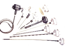 Capacitance Probes offer point level detection.