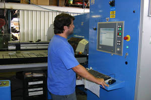 Fabricator Very Glad to Be Operating at Only Half Capacity