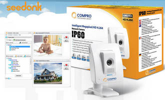 Compro and Seedonk Partner to Launch Wireless Network Video Monitoring Cameras