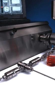 Mixer Reactor produces nanoparticles.