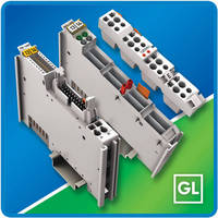 WAGO 753 Series and 16-Point I/O Receive GL Approval