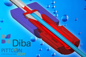 Microbarb Low-Carryover Connectors from Diba at Pittcon 2011
