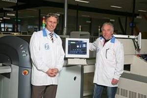 tbp Electronics Introduces DEK Horizon 03iX Screen Printers