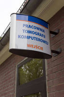 Vista System's Complete Wayfinding Solution Was Recently Installed at Prudnik Medical Center, Located in the Town of Prudnik, Poland
