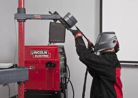 Lincoln Electric's Virtual Reality Welding System Wins International Innovation Award
