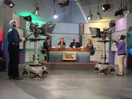 Vermont Public Television Selects Four Hitachi SK-HD1000 HDTV Cameras for Hi-Def Studio Production Upgrade