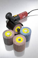 CGW Introduces Versatile Metal Surface Sander and Flap Wheel Drums