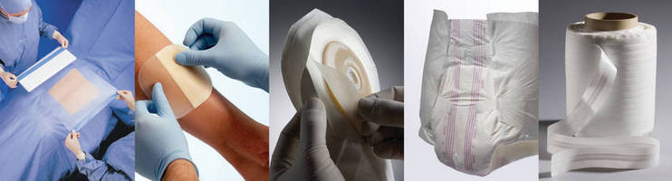 Avery Dennison to Present Innovative Nonwoven Solutions for Diapers and Medical Devices at INDEX11