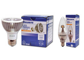BULBRITE Unveils Two New Lines: ChandelierLite and TurboLite LEDs
