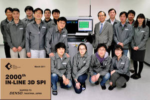 Koh Young Marks Delivery of 2000th SPI System