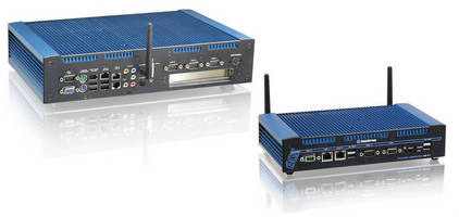 New Kontron Embedded Box PCs CB 511 and CB 753: Robust and Fanless Multi-purpose Box PCs with Configurable Interface Ranges for Industrial Applications