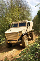 AGY'S S-2 Glass® Fibers Help Provide Maximum Structural and Ballistic Protection in Revolutionary New Military Vehicle