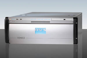 NAB 2011: VENICE Clears Path to the 3D Future