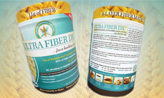 The RB Dwyer Group Helps Launch Ultra Fiber DX(TM) with a Label Printed on Its IVCO Offset Press