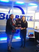 Spectro Lighting Group Wins LED Desk Lamp from Bulbrite