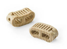 DiFUSION Technologies' New Interbody Implants are Made of Solvay's Zeniva® PEEK