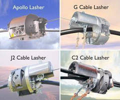 General Machine Products' Line of Cable Lashers Quickly and Efficiently Lash Utility and Telecom Cables