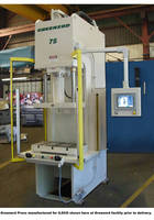Greenerd Builds, Delivers Ilsco Corp.'s First Hydraulic Press