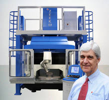 Zeeko Succeeds with Its Integrated Polishing and Measuring Machine