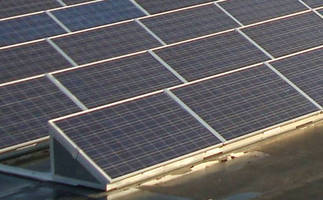 ILSCO® Installs Solar Panel Array