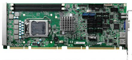 System Host Board supports SATA 6 Gb/s and USB 3.0.