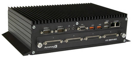 Fanless Industrial PC with Modular I/O Receives UL Approval for Use in Hazardous Locations