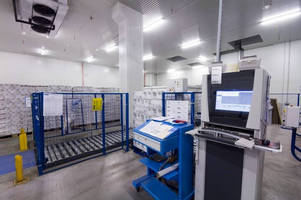 Largest Automated Warehouse in Europe Shows Outstanding Performance for McCain