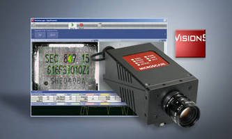 Microscan's Visionscape® Smart Camera Wins Distinguished 2011 Innovation Award